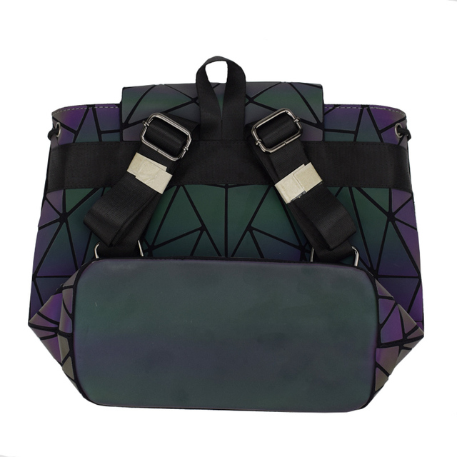 Women's Mini Geometric Backpack