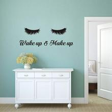 Diy Beauty Salon Wall Art Sticker Modern Wall Decals Quotes Vinyls Stickers Decor Living Room Bedroom Removable removable mural birds on the tree removable wall decals stickers living room furniture decor mural art sticker zy8208