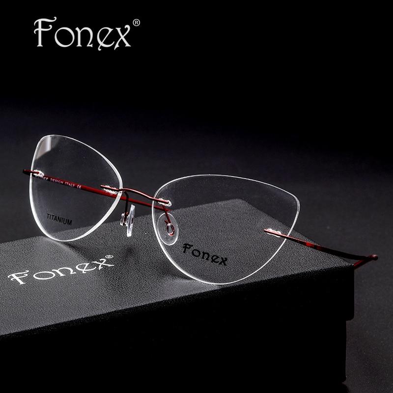 Rimless Eyeglasses 2017 : Popular Silhouette Rimless Glasses-Buy Cheap Silhouette ...