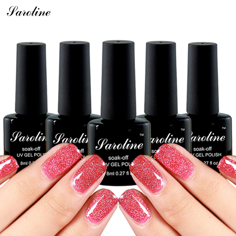 saroline hot sale vernis semi permanent uv gel polish 10ml platinum gel varnish soak off uv. Black Bedroom Furniture Sets. Home Design Ideas