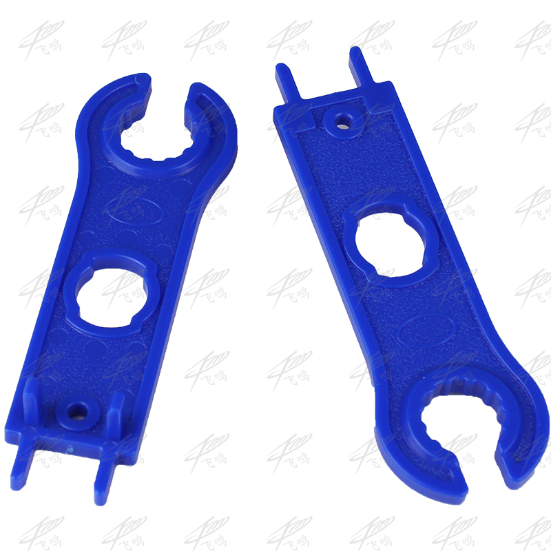 1 Pair Of MC4 Mc4 Spanner Solar Panel Connector Disconnect Tool Spanners Wrench ABS Plastic Pocket Solar Connector Wrench