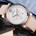 Ochstin hombres del cronógrafo del reloj de los hombres relojes casuales hombres de primeras marcas de lujo reloj de pulsera de cuarzo reloj militar relojes cronómetro 052c