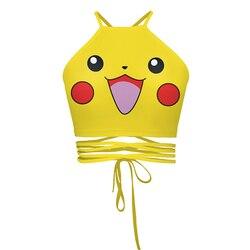 New fashion pokemon pikachu font b crop b font font b tops b font tank sexy.jpg 250x250