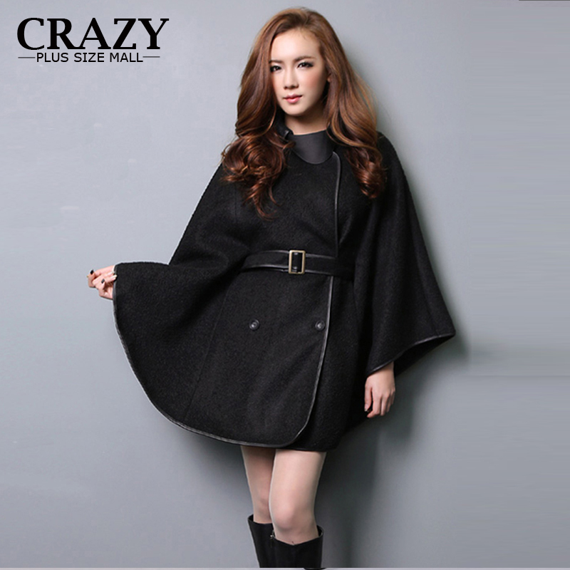 83544d9584189 L- XXXL 4XL 5XL Long Trench Coat 2016 New Autumn Women V neck Belted Slim  Fit Pocket Red Outwear Plus Size Clothing