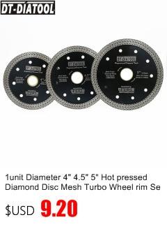 100mm polishing pads