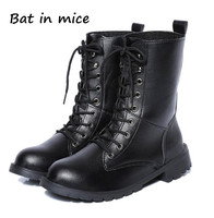 B I M Plus Size 35 42 2017 Arrival Combat Military Boots Women S Motorcycle Boots