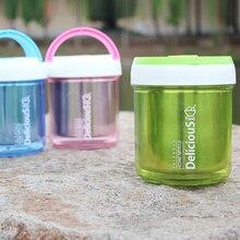 New Mini Nette Bento Edelstahl Lunchbox Frischhaltedose Portable Picknick Schule Japanische Bento Box Für Kinder Geschenke