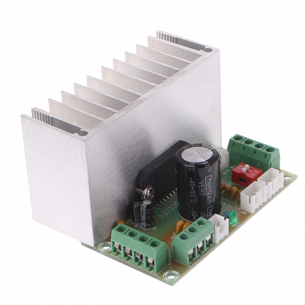DC 12V Car Four Channel TDA7388 Amplifier Board 4X41W Fever