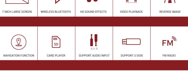 HTB1cBMrRVXXXXb5XpXXq6xXFXXXb - 2 din GPS Navigation Autoradio Car Radio Multimedia Player Camera Bluetooth Mirrorlink Android Steering-wheel Stereo Audio Radio