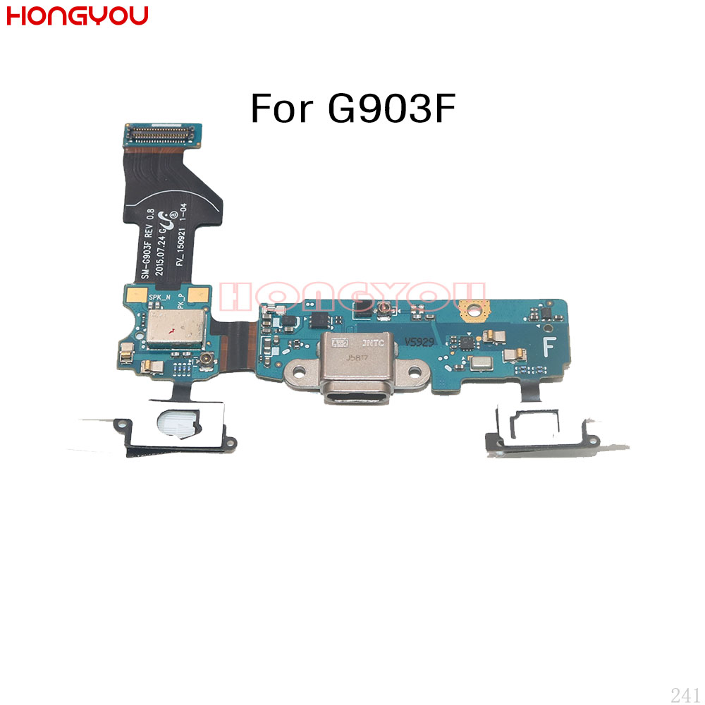 USB Charging Dock Connector Charge Port Socket Jack Plug Flex Cable For Samsung Galaxy S5 Neo G903 G903F SM-G903F(China)