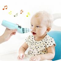 Newest Baby Safety Electric Nasal Aspirator LCD Screen Safe Hygienic Nose Snot Cleaner Suction For Newborn Infant Toddler