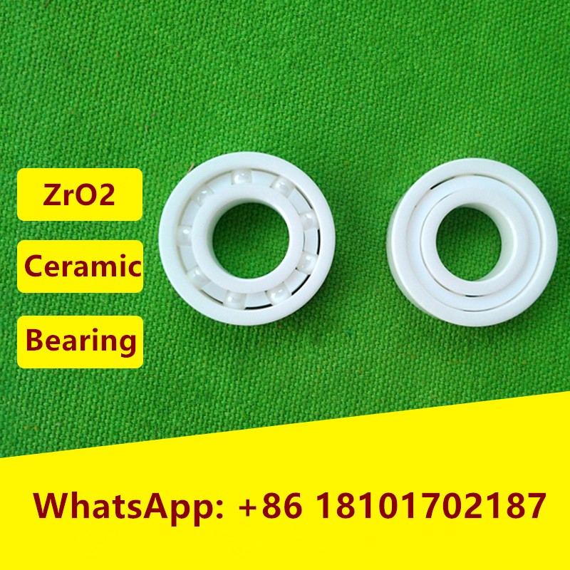 5pcs 6907 ZrO2 full Ceramic ball bearing 35x55x10  mm Zirconia Ceramic deep groove ball bearings 35x55x10 hiwin mgn15 mgn15c4r800z0cm linear guideways rail mgnr15r 800mm with 4pcs mgn15c carriage block cnc diy 3d printer miniature