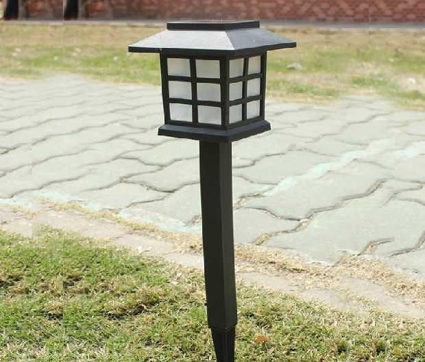 solar garden lights landscape stake lamps in solar lamps from lights