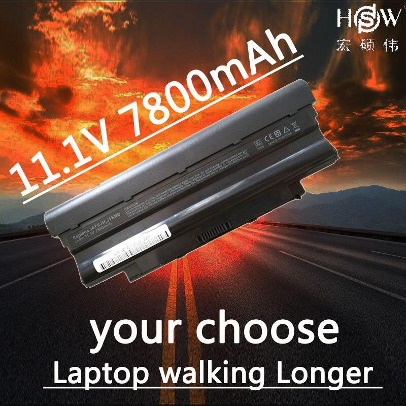 HSW neue laptop Batterie J1KND Für DELL Inspiron 13R 15R 17R batterie N4010 N7010 N5110 N7110 batterie für laptop n4050 n5110 n3010