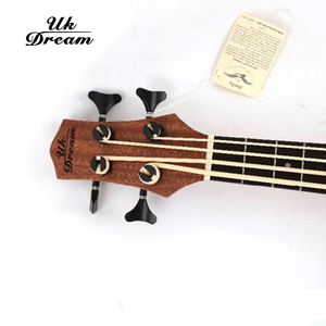 Image 5 - 30 インチウクレレ低音rosewooden 4 弦楽器木製ギタープロ低音ウクレレミニギターUB 513