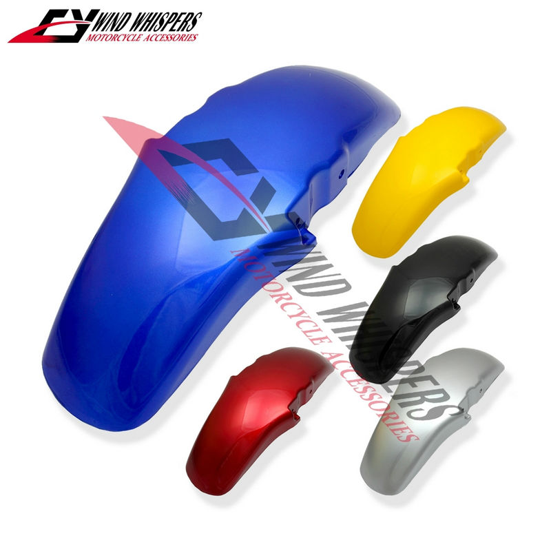 US $29 9 |5 Colours Free Shipping Motorcycle spray paint ABS Front Fender  For Honda CB400 Superfour 1992 1998-in Covers & Ornamental Mouldings from