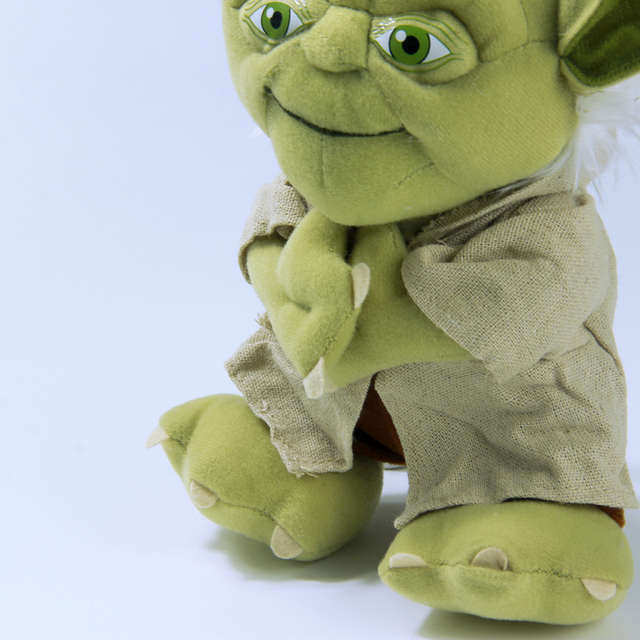 Star Wars Master Yoda 21 Cm Plush Toy