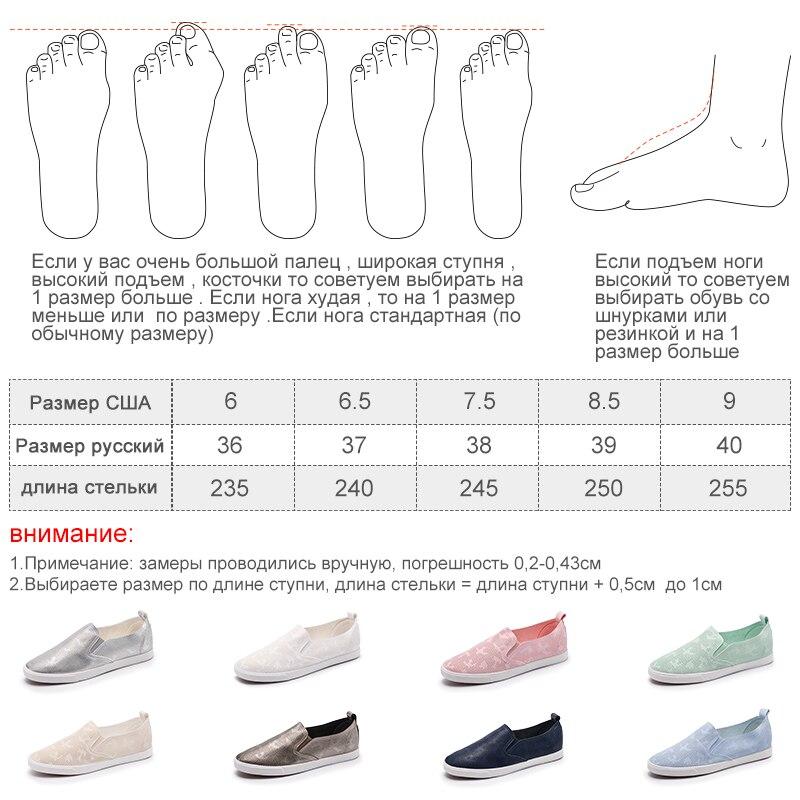 GOGC 2018 Gaya Baru Wanita Sepatu dengan Lubang sepatu Bernapas - Sepatu Wanita - Foto 6
