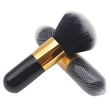 1PCS Chubby Pier Brush Foundation Portable BB Cream Makeup Professional Beauty Tools 2019 Hot