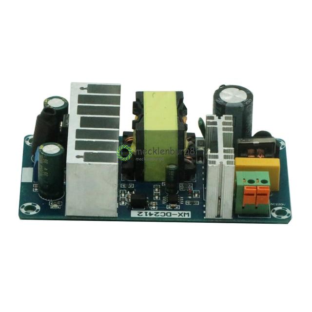 1PCS AC 100 240V a DC 24V 4A 6A di commutazione modulo di alimentazione AC DC