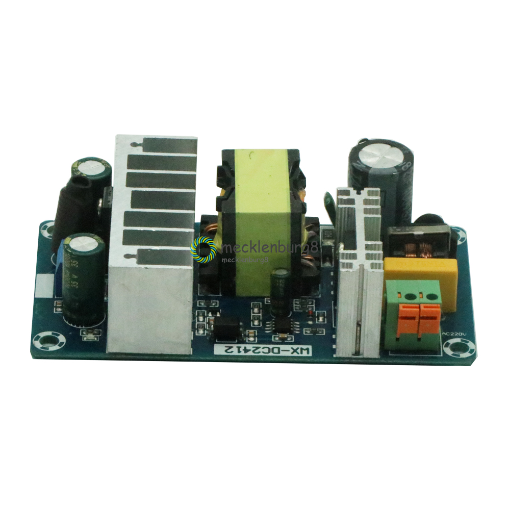 1PCS AC 100-240V To DC 24V 4A 6A Switching Power Supply Module AC-DC