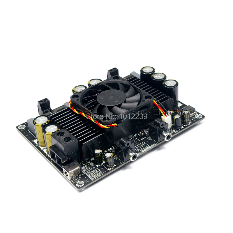 2x 300 Watt Class D Audio Amplifier Board - 2x 300W TAS5630 Stereo Power Amp board книги эксмо морской волк