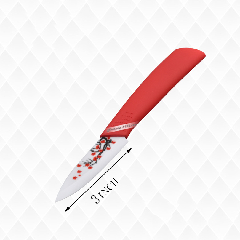 high quality pcs kitchen knife ceramic knife fruit paring high quality kitchen knife cleaver titanium golden stainless steel