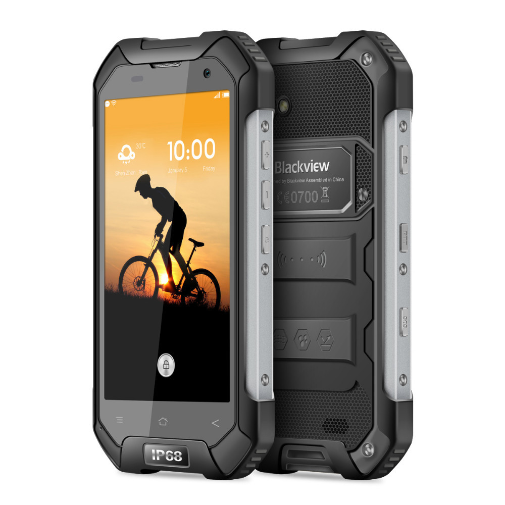 Blackview BV6000s 4G 4 7 Waterproof Shockproof Smartphone Android 6 0 MTK6737T Quad Core 2GB 16GB