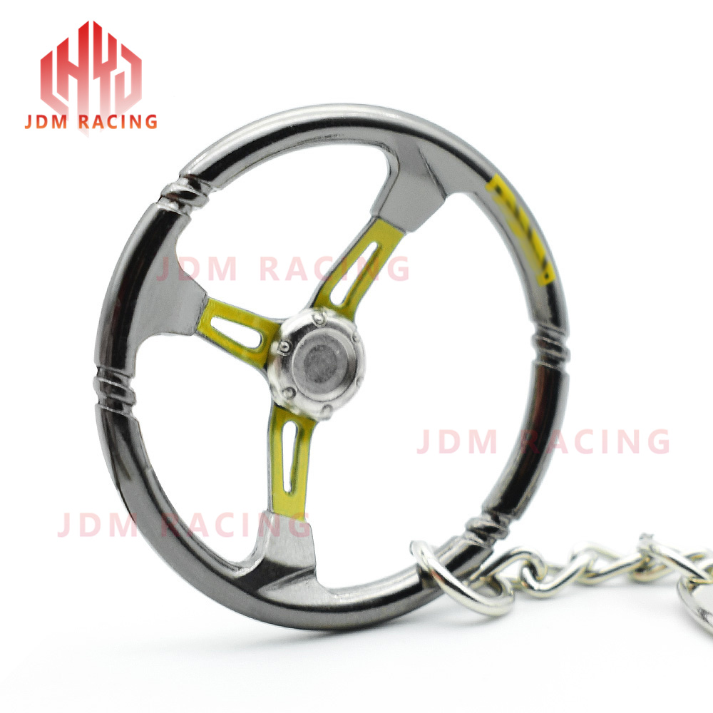 Nissan Nismo Steering Wheel Keychain