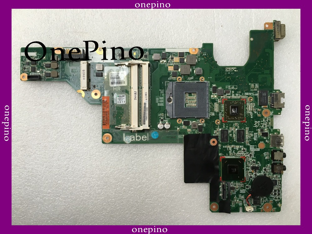 Motherboard 646179-001 for HP CQ43 CQ57 431 631 HM65 Intel Test OK