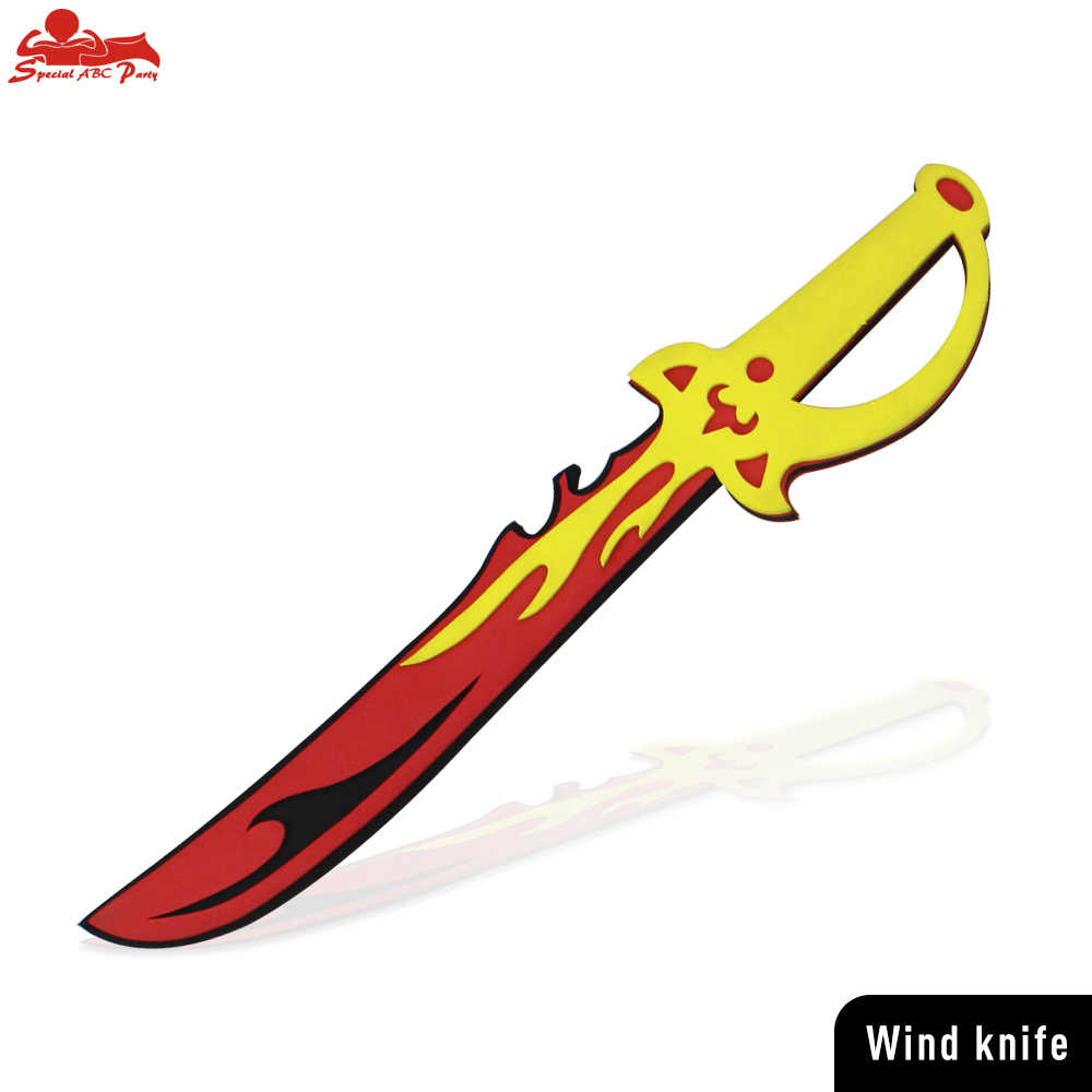 Drop Shipping SPECIAL EVA Foam Pirate Sword Toy Sport Warrior Safety  Weapons Knife Carnival Knight Toys Sword Masque Props