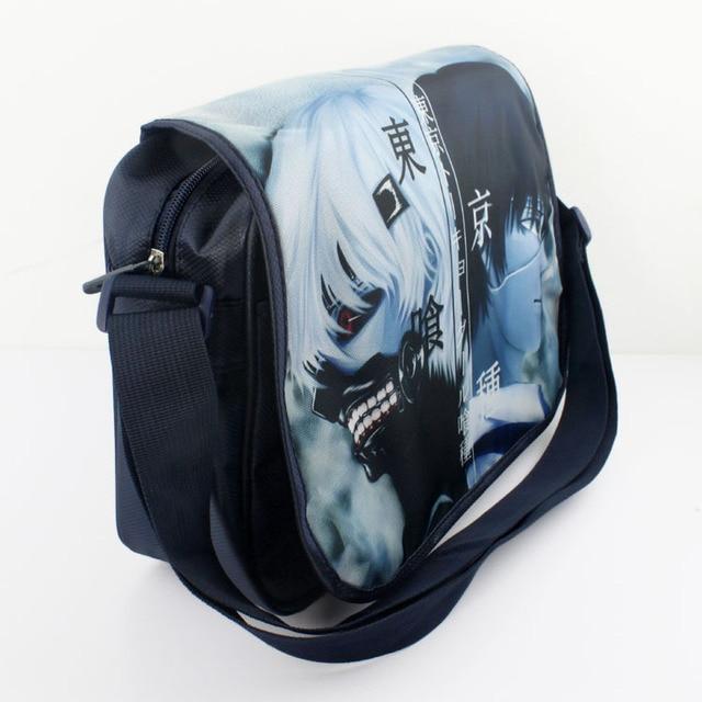 Аниме сумка токийский гуль в ассортименте материал холст