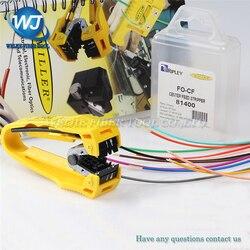 Original Miller clamp Center holes introduced formula length fiber optic stripper FO-CF Miller stripper Free shipping