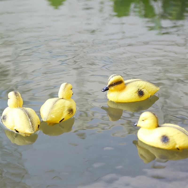 1 adet av tuzağı yüzen ördekler decoy caydırıcı kovucu avcılık çekim gölet havuzu dekor