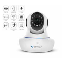VStarcam C7825WIP C25 720P HD Wifi IP Camera P T Memory Storage IR Cut Night Vision