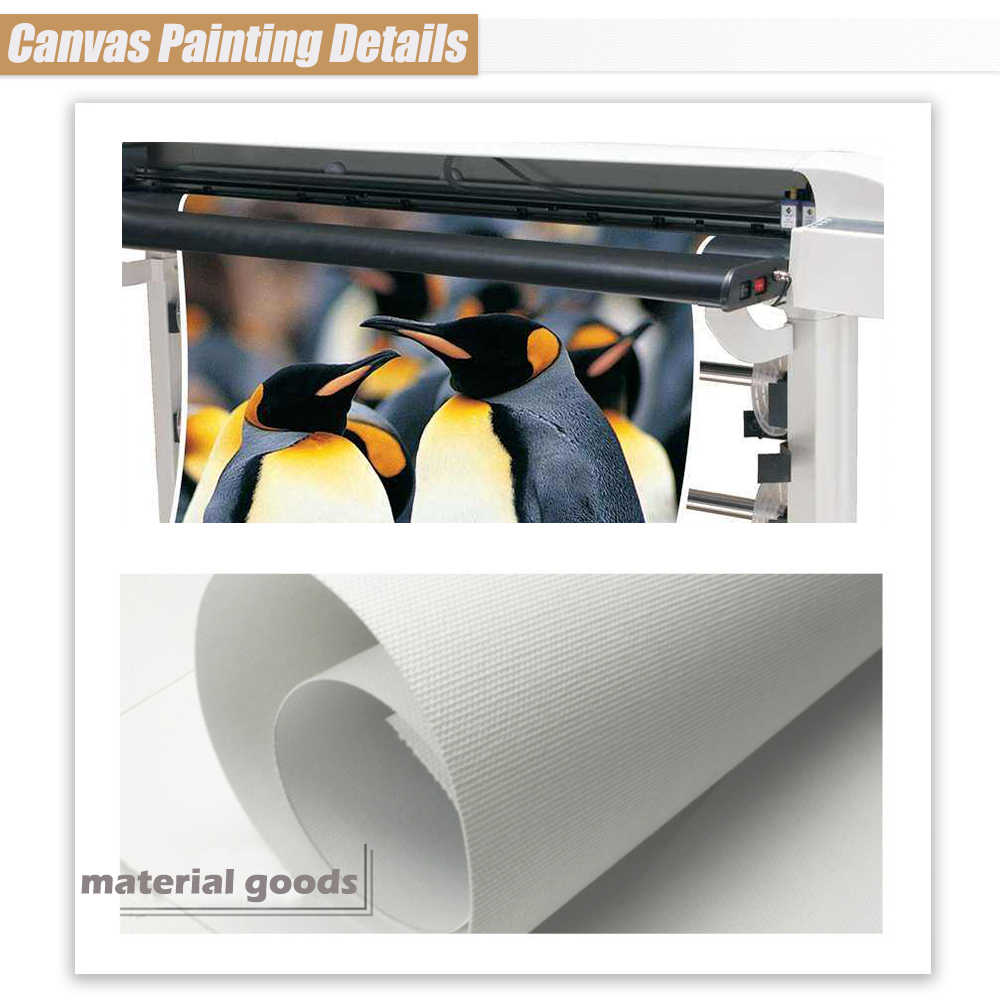 AAVV Abstract Painting Colorful Canvas Poster and Prints Wall Pictures for Living Room  Modern Canvas Oil Painting No Frame