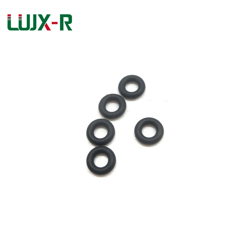 LUJX-R 3mm O Ring Seal Washer Automobile Sealing Rings Fitting Dia.10/11/12/13/14/15/16/17/18/19 Black NBR Orings Rubber Gasket 100pcs or 300pcs 8 8 5 9 10 11 12 13 14 15 16 18 19 20 22 24mm inner dia pvc boltcable pipe slip cap end cover fitting red black