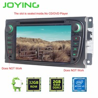 Joying HD Quad Core 2 Din Android 6.0 Car DVD GPS Per Ford Mondeo S-max Focus GPS Audio Stereo WiFi 3G + Canbus Sterzo ruota