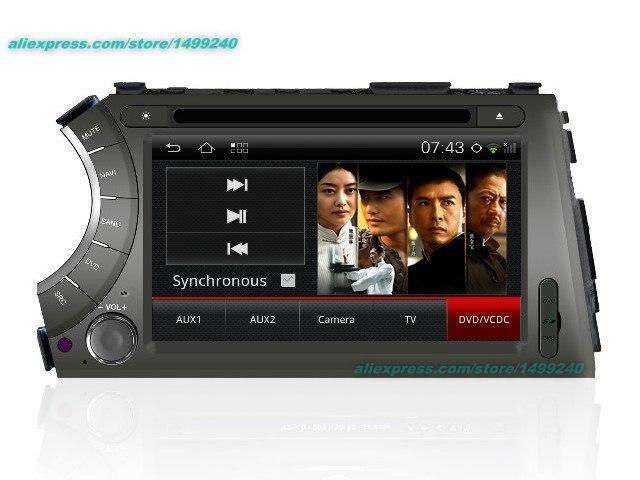 Для SsangYong Kyron 2005 ~ 2013-Автомобильный Android GPS навигации Радио ТВ dvd-плеер Аудио Видео Стерео Мультимедиа Системы