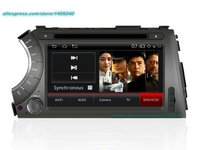 For SsangYong Kyron 2005~2013 Car Android GPS Navigation Radio TV DVD Player Audio Video Stereo Multimedia System