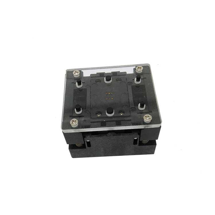 Sonda de Teste de Pogo Tamanho do Chip Topo Aberto Soquete Sot23-6-0.95-tp01pnl Queimar no Passo 0.95 1.6*3mm Sot23-6-0.95 Pin