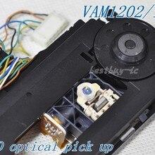 VAM1202/12 с механическим CD оптическим звукоснимателем VAM1202 VAM1202/1201 Круглые трубчатые лазерные линзы для philips cd-плеера