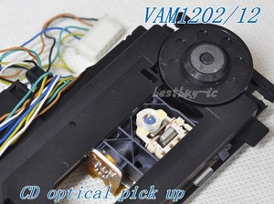 Image 1 - VAM1202/12 con Pickup ottico CD meccanico VAM1202 VAM1202 /1201 lente laser a tubo tondo per lettore CD dp ps PHILI PS FW730