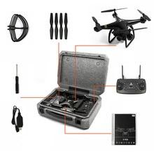 Caja de almacenamiento de Dron para Dron de Control remoto F11, bolsa de accesorios para quadcopter, bolsa de almacenamiento multifunción UAV portátil EVA/espuma