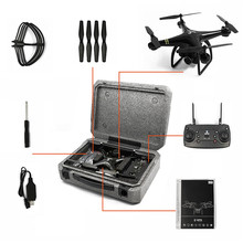 "Drone אחסון תיבת שלט רחוק Drone F11, אביזרי תיק עבור quadcopter, נייד מל""ט רב פונקצית אחסון תיק EVA/קצף"