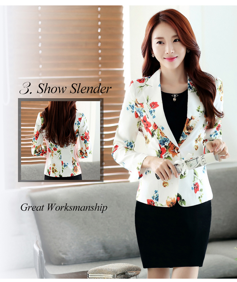 Ladies Blazer Fashion  (4)