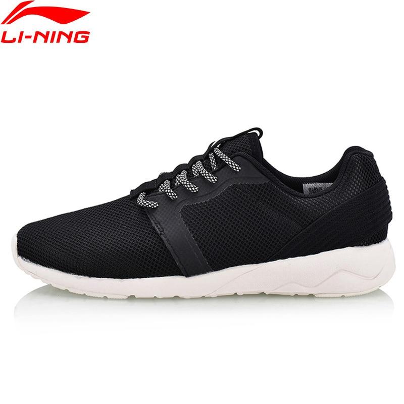 Li-ning hommes LN Heather II chaussures de marche léger respirant baskets TPU soutien stabilité doublure chaussures de Sport AGCN081 YXB137