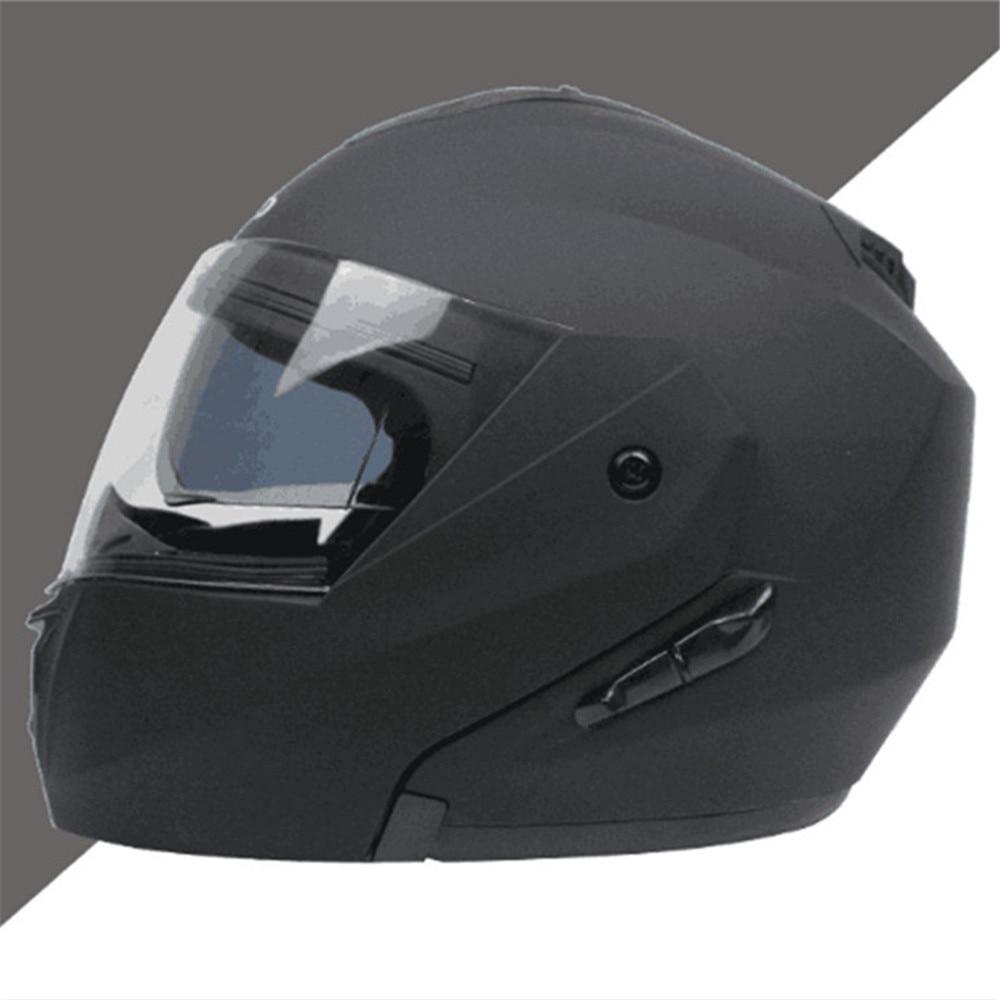 free shipping helmet Motorcycle Flip up helmet motorbike protective headgear helmets Racing Double lens sun Shade helmet in Helmets from Automobiles Motorcycles