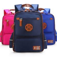 2019 children School Bags boys girls backpack Primary school backpack orthopedic kids Waterproof backpack mochila infantil
