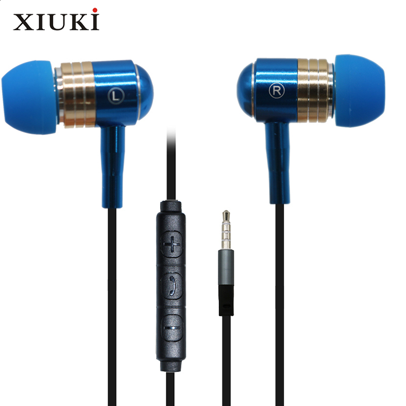 Piston 2 In-Ear Earphone Earpods With Microphone And Remote For Apple iOS Android Phone U07